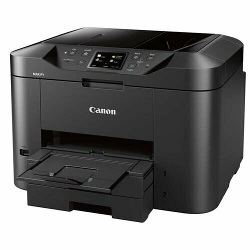 Canon MAXIFY MB2720 Inkjet Multifunction Printer – Color – Plain Paper Print –