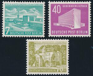 BERLIN-1954-MiNr-121-123-121-23-postfrisch-Mi-130