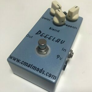 CMATMods CMAT Mods Deeelay Analog Delay Guitar Effects Pedal