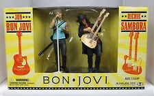BON JOVI ACTION FIGURES MCFARLANE TOYS NEW AND SEALED 2007