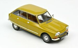 Citroen-ami-8-club-1969-yellow-to-1-18-norev-181670