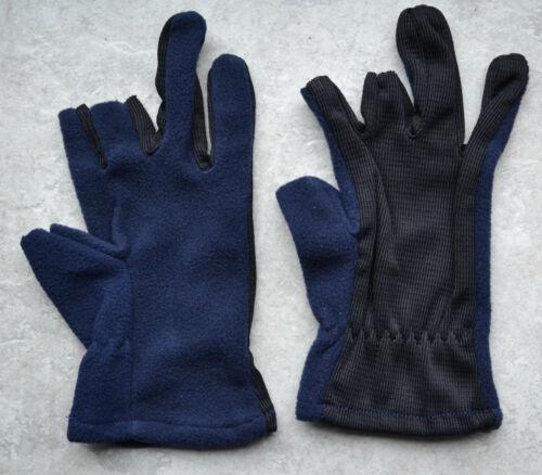 Forellen Handschuhe Fleece und Microfaser schnelltrocknend Tremarella Trout Area