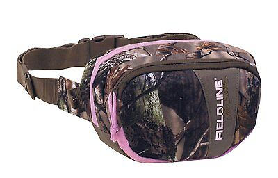 Fieldline Girl Women Waist Pack Pink Camo Realtree Hunting Camping Hiking 1A2