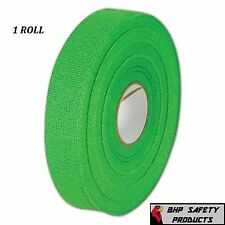 16-Each Honeywell North 0810075 3//4/'/' X 30 Yd Cohesive Tape Green