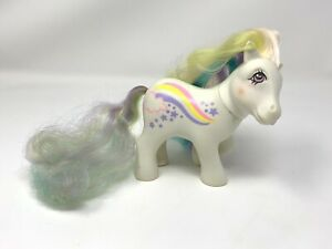 Vintage-My-Little-Pony-G1-Rainbow-Curl-RAINCURL-1984-Beautiful-with