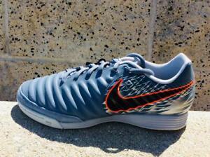 super popular daed9 70901 Details about TIEMPO LEGENDX 7 ACADEMY IC Indoor Soccer Shoes - Nike Men's  - AH7244408