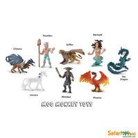 Mythical Realms Toob Greek Mythology Safari, Ltd. 689904 Dragon Unicorn + Nip