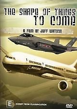 Shape-of-Things-To-Come-DVD-JEFF-WATSON-2008-DOCUMENTARY-AIR-FORCE-PLANES