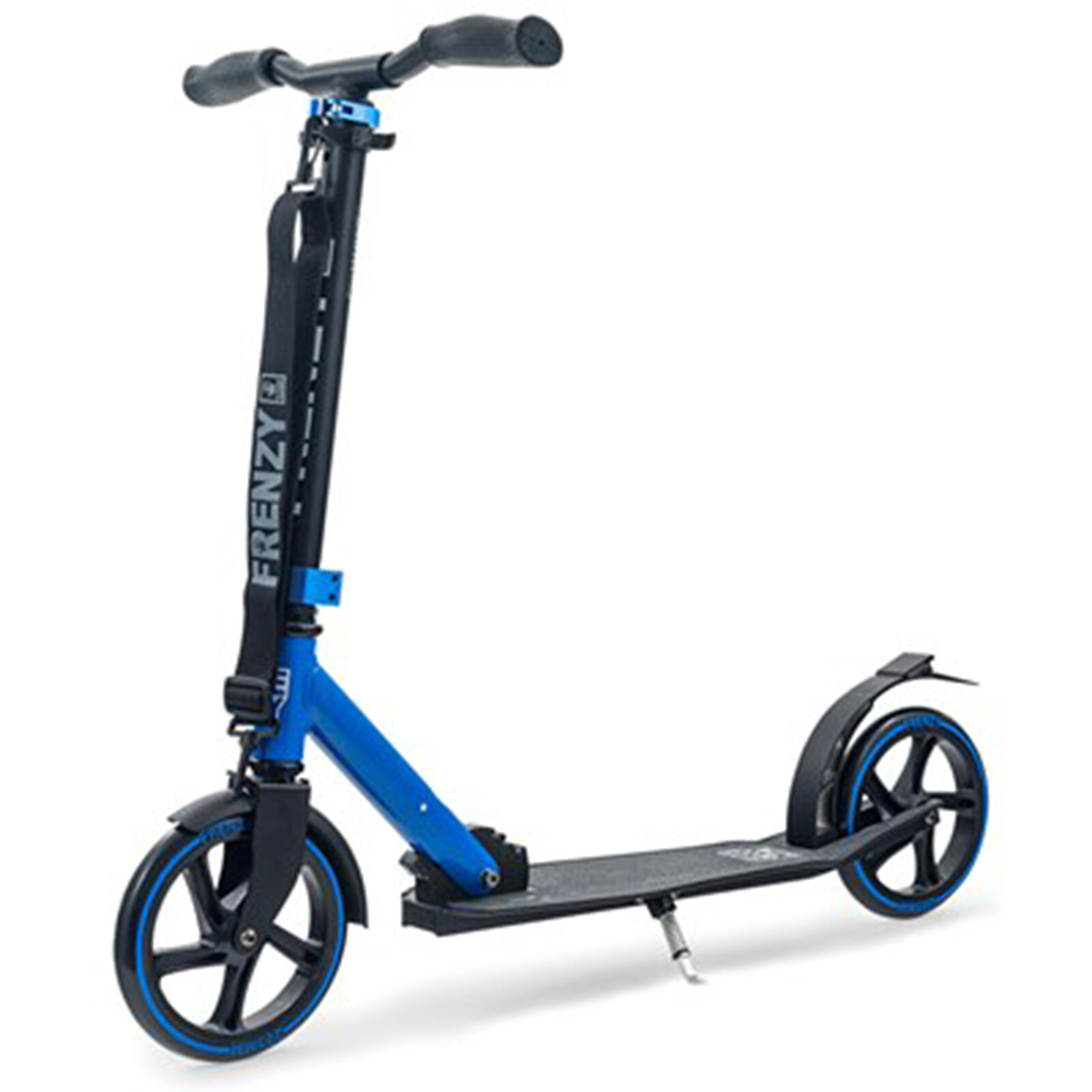 Frenzy Scooters 205mm Enfants Recréation Scooter, bleu