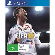 FIFA 18 PS4 Playstation 4 Game EA Sports Game New Sealed