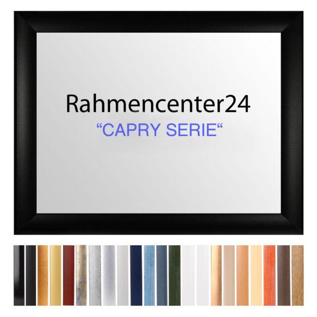 Bilderrahmen CAPRY  Reflexfrei 22 Farben viele Größen Foto Rahmen Puzzle Neu