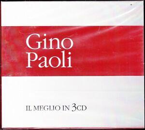 3-CD-Box-Cofanetto-GINO-PAOLI-IL-MEGLIO-THE-BEST-I-SUCCESSI-nuovo