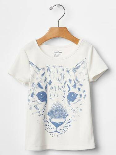 NWT Baby GAP Go Wild Tropic Adventures Baby Cheetah Tee Top U Pick Size NEW
