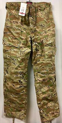 Tru-Spec 1263 Tactical Response Uniform Pants All Terrain Tiger Stripe Camo
