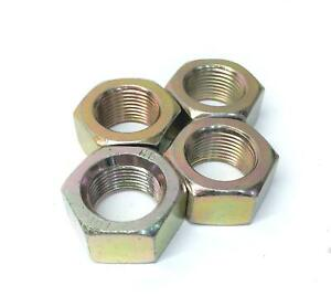Unbranded-Generic-3-4-034-ID-Zinc-Plated-Hex-Nut-Lot-of-4-NOS
