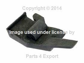 NEW Mercedes 350SL W107 URO PARTS Left  Front Driver Door Seal 107 727 11 30