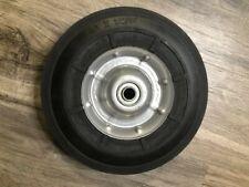 Value Collection 10 D X 2 34 W Semi Pneumatic Caster Wheel 2 14 Hub 58 Axle