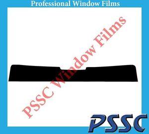 PSSC Pre Cut Sun Strip Car Window Films For Seat Ibiza 3 Door 1998-2002
