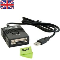 15pin Gameport to USB 2.0 Converter for PC PS3 Game Joystick Flight Gamepad
