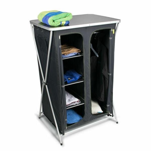 Caravan Awning Furniture - Kampa Maddie Wardrobe/cupboard ...