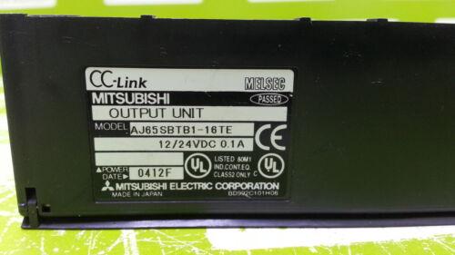 6415 MITSUBISHI CC-LINK AJ65SBTB1-16TE 04 USED