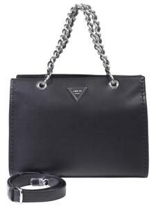 Guess-Women-039-s-Sawyer-Satchel-Handbag