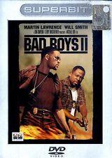 BAD BOYS II Martin Lawrence Will Smith DVD Superbit Digipack FILM SEALED