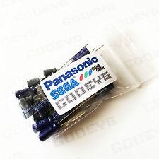 SEGA Game Gear PANASONIC 20x Capacitor Complete Repair Kit Including Power Board