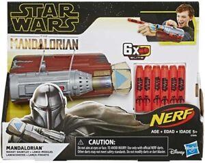 Star Wars Nerf Mandalorian Rocket Gauntlet Role Play Christmas Presents