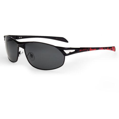 New Polarized Lens Camouflage Fishing Cycling Baseball Sport Metal Sunglasses