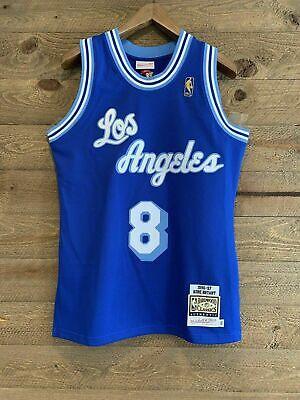 Kobe Bryant #8 Mitchell&Ness 96/97 Lakers Jersey 100% AUTHENTIC! NWT   eBay