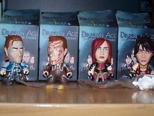 Dragon Age The Heroes of Thedas Titans Vinyl Figures- Complete Set of 4 Variants