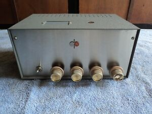 SINGLE-ENDED-6BQ5-EL84-ADMIRAL-STEREO-SE-TUBE-AMPLIFIER-PROJECT-magnavox-8601
