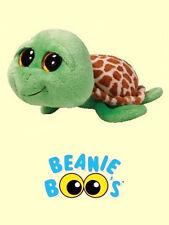 "Ty® 9"" Zippy Beanie Boo's® Medium Green Sea Turtle ADORABLE"