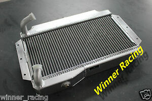 Aluminum Alloy Radiator for MGB GT//Roadster TOP-FILL 1968-1975 1969 1970 1971 72