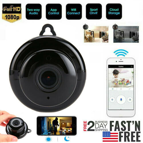 Wireless Security Camera WIFI IP Home House Nanny Motion Activated