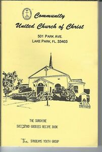 NM-071 FL, Lake Park, Community Cookbook United Church of Christ 102 pages