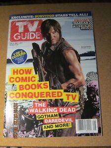 TV-Guide-Mar-1-2015-Walking-Dead-Norman-Reedus-Darryl-3258-3259-Vol-63-ZMG0