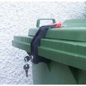 CTS Mülltonnenverriegelung (60-360 Liter)