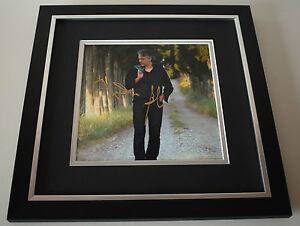 Andrea-Bocelli-SIGNED-Framed-LARGE-Square-Photo-Autograph-display-AFTAL-amp-COA