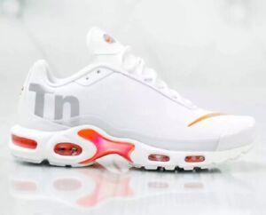 on sale 6fb07 f3464 o Se Tama Hombre Plata 11us Logo Tn Nike Blanco Naranja 100 Aq1088 Plus Max  Air ...