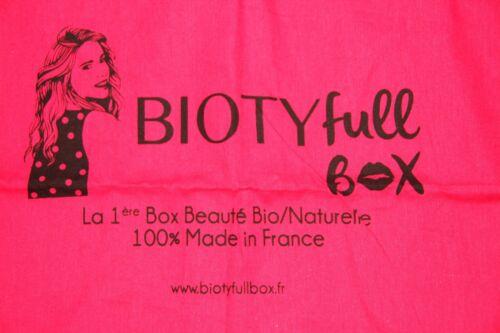 Sac En Cabas Box Bioty Full Toile Neuf 5r5PqwaZn