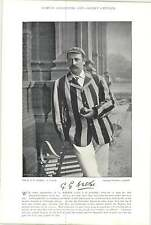 1895 Cricket Hearne, (F), Kent: Walker, G G, nel Derbyshire