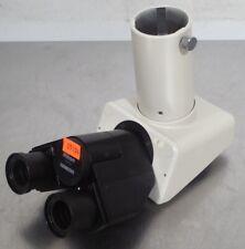 T169869 Nikon Type F Trinocular Microscope Head