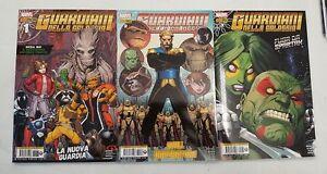 GUARDIANI-DELLA-GALASSIA-n-1-3-Nuovissima-Marvel-Panini-Comics