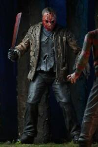 FREDDY-vs-JASON-ULTIMATE-JASON-VOORHEES-7-Action-Figure-NECA