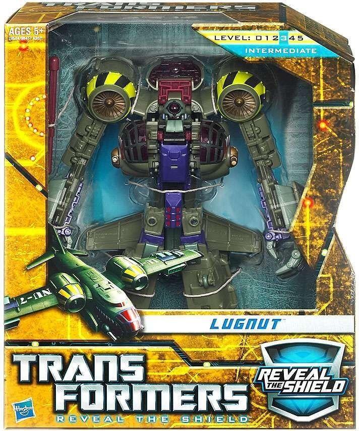 Hasbro Transformers Reveal the shield Lugnut