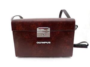 Olympus-Om-Universal-Case-S-034-Rare-Rare-Good-Condition