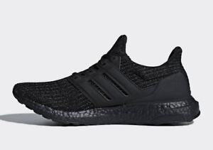 463666f1f3a NEW ADIDAS ORIGINALS Ultra Boost F36641 Triple Black 4.0 MEN 7 - 13 ...