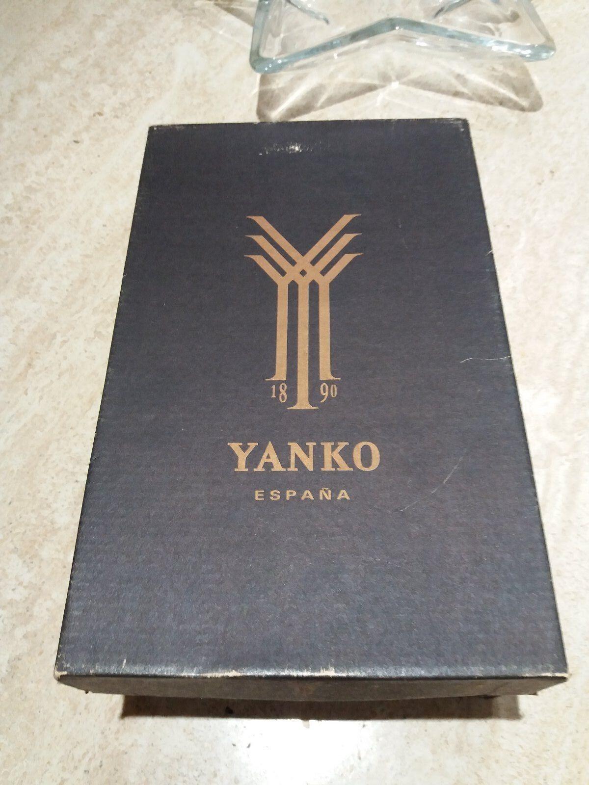 ZAPATO DE VESTIR YANKO, Horma 39 (Piel (Piel (Piel de Guante) Tacón 8 cm. 01cdd8